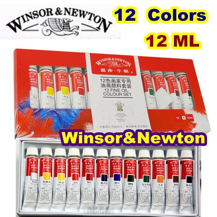 World Famous Professional Oil Paints Brand Oil Paints Canvas