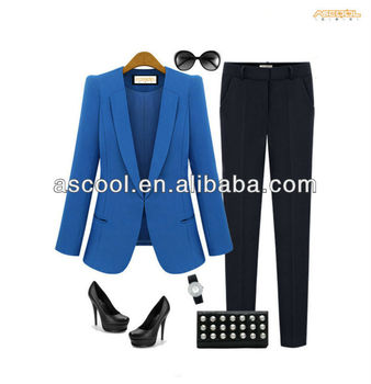 Fashion Office Ladies blazer