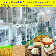 Complete Auto Rice Milling Plant And Machines