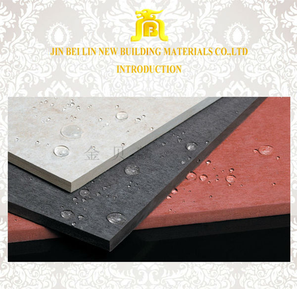 Merrin Board-Pure Colour,Good Airport Construction Material Export,Calcium Silicate Board