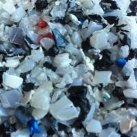 BHN2009D30 Plastic Scrap PE / PP Scrap regrind ex Plastic boxes 150 MT Polypropylene Recycling plastic scrap recycling