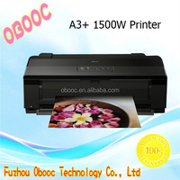 High Quality Commercial Photo Printer for T-shirts Printing Using