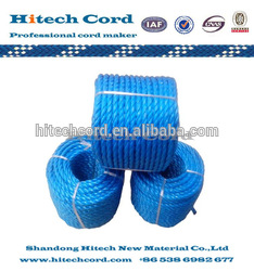 nylon rope for halyard