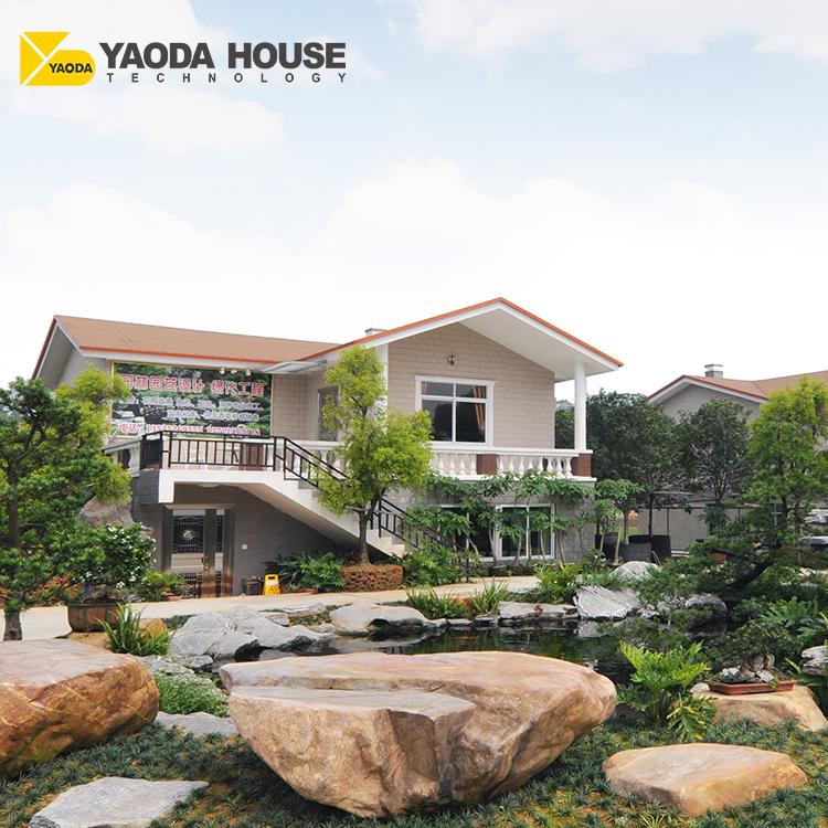 Low Price Prefabricated Light Steel Villa House India For Sale Foam Cement  Board Prefab Villa - Buy Light Steel Villa House,Houses For Sale,Low Price