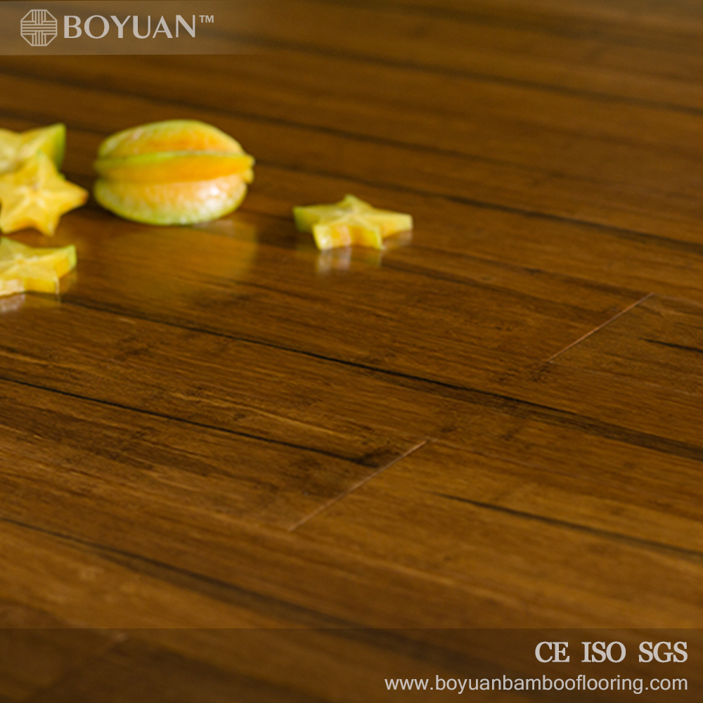 BY eco forest t&g antique wholesale strand bamboo flooring