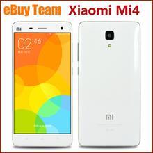 xiaomi mi4 m4 mi 4 wcdma Original Smartphone 3GB + 16GB/64GB