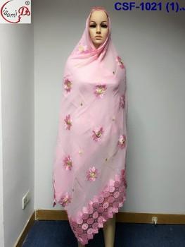 21323303e35f CSF-1021 Élégante dernière conception d écharpe écharpe femmes hijab 2017 africaine  femmes musulmanes