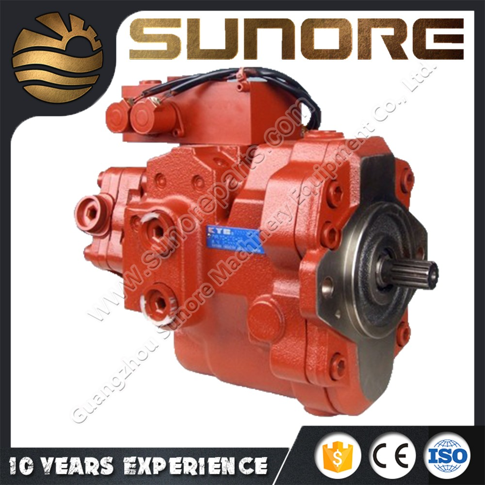 Kayaba Main Pump PSVD2-17E-23 Hydraulic Piston Pump