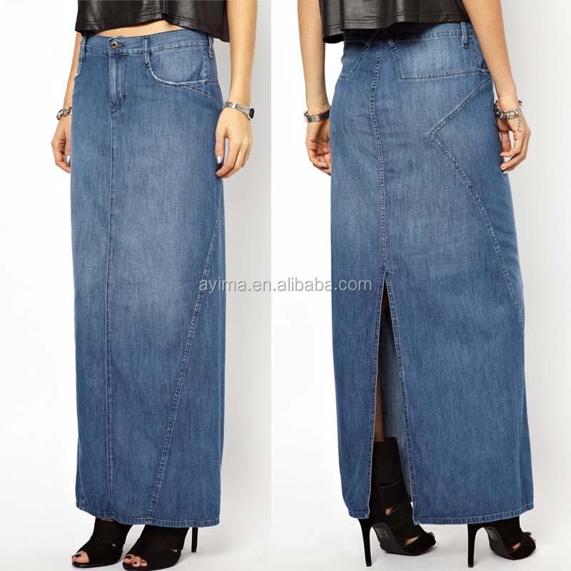 manufacturer denim jean skirts denim jean