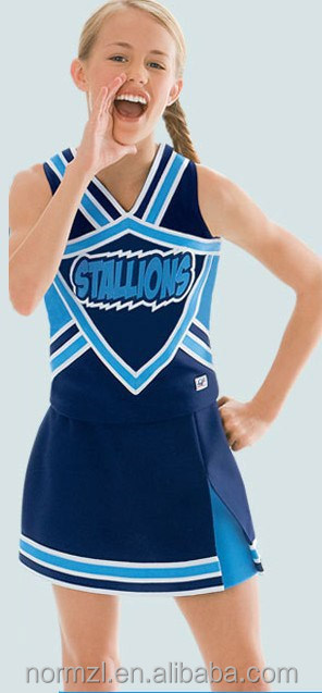 2015 cheerleader uniform wholesale for sportswear costume for kids . cheerleader uniforms