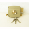Best Quality Popular Brass Cylinder Rim Door Lock With Brass Key