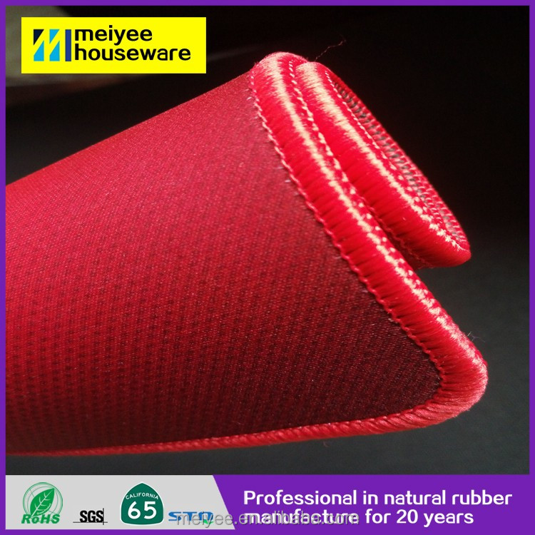 waterproof carpet mouse pad mouse pad material roll