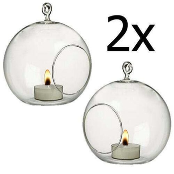 Buy Glass Candle Baubles