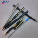 Top Selling MOQ 1000pcs Good Quality Slim Thin Metal Advertising Ballpoint pen for Hotel