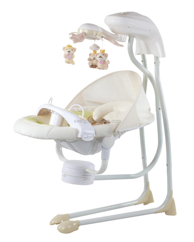 Elektrische Schommel Baby.Nieuwste Kunststof Zitting Elektrische Baby Schommel Buy Plastic