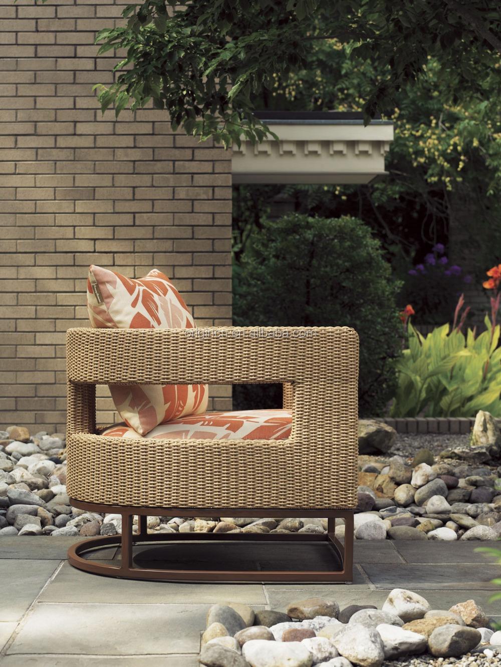 Creative Pe Rattan Garden Sofa For Outdoor, Creative Pe Rattan ...