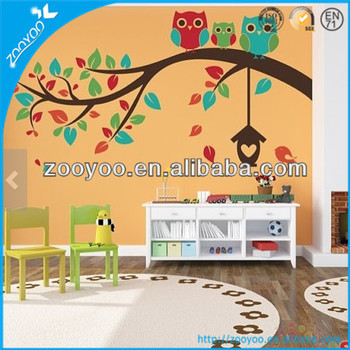 Zooyoo Kindergarten Wall Decoration Wall Stickers Cheap Wall Decals ...