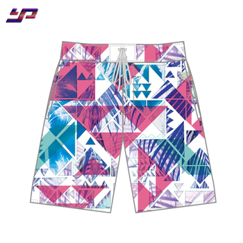 e10603cf46 2018 factory OEM sublimation custom printed swimming trunks men sexy board  shorts