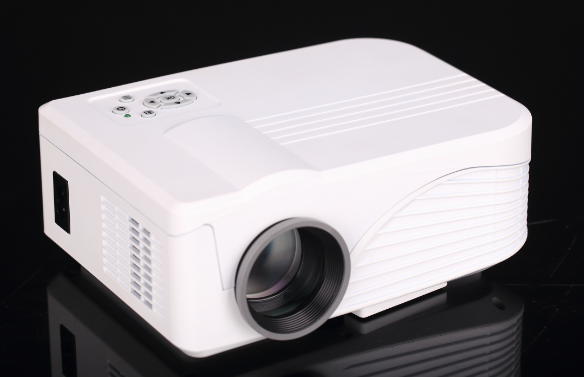Latest ! Best sale HOMEKE AC-777 Home <strong>projector</strong> For Entertainment 500 Lumen 1080P