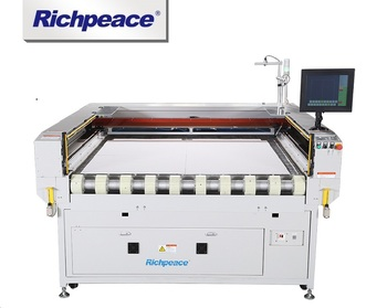 Richpeace Laser Engraving & Cutting Machine (with automatic feeding system)