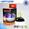 Portable LED Camping Light With Built-in Battery IP65 3 years warranty