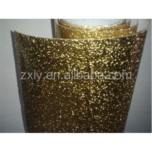 gold aluminium foil / Aluminuim Foil Beer Neck Label