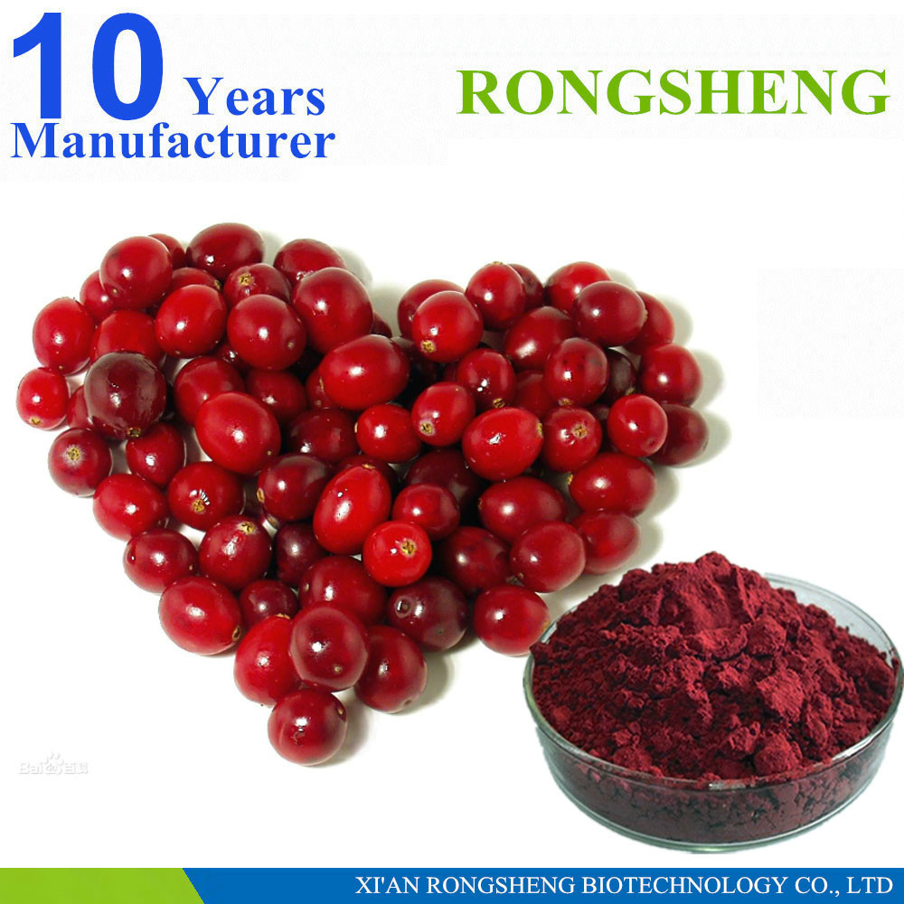 High quality cranberry juice extract/cranberry extract/ cranberry extract powder