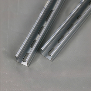 Factory Direct Supply 41mm Hot Dip Galvanized Steel Unistrut C Channel strut channel