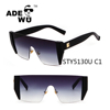 ADE WU STY5130U 2019 new fashion square sunglasses wholesale siamese frame sun glasses hot selling