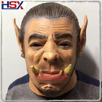 New Mask Adult Overhead Hollywood Hot Movies Props For Halloween Party Dress