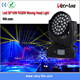 RGBW 4in1 360w wash zoom 36 10w led moving head stage light