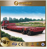 SHACMAN trailer truck 40 tons M3000 truck trailer spare parts , trailer dimensions and truck prices