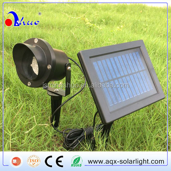 Bright Solar Spot Light Outdoor Garden Landscape Led Outdoor High ...