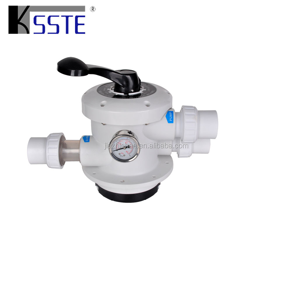 Six-way Manual Multiport Valve for Sand Filter