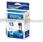 Inkjet Cartridge for HP 15(C6615D)