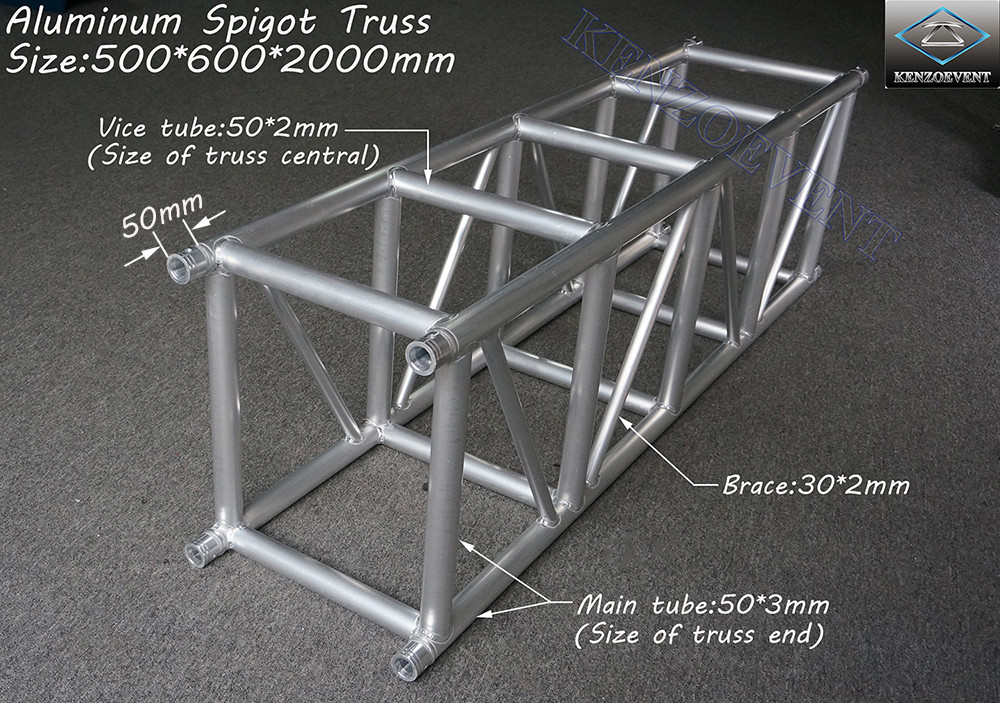 Aluminum used dj booth truss for sale buy booth truss dj for Buy trusses