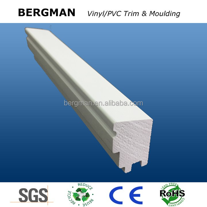 PVC SILL NOSE WINDOW MOULDING FOR INTERIOR/EXTERIOR
