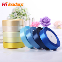 SMETA 4P Factory Wholesale Polyester Satin Ribbon