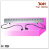 Hot Sale IP65 Outdoor Waterproof Slim Bar PRO LED Wash 3in1 RGBW 24x10w DMX Linear LED Wall Washer