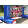 Hot Sale New Arrival Commercial Inflatable Whack A Wall Game for kids