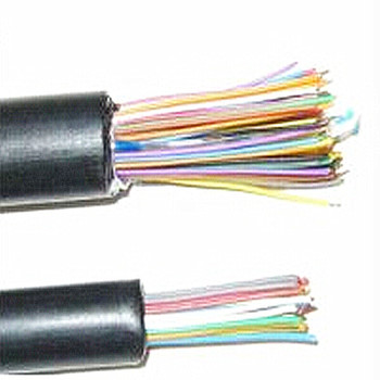 30 pairs telephone cables multicable/multifilament cable