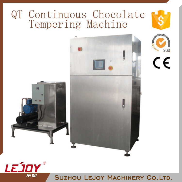 2017 High Quality Chocolate Tempering Machine