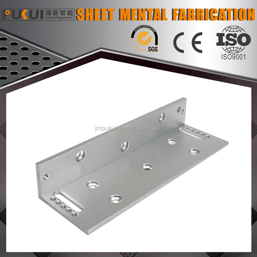 High Quality Welding Processing Services 120 Degree Corner Bracket