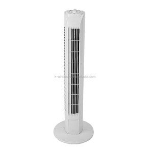 "32"" cooling tower fan 80cm 3 speed with timer tower fan electric fan"