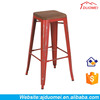 Free Sample China Supplier Vintage Industrial Metal Bar Stools