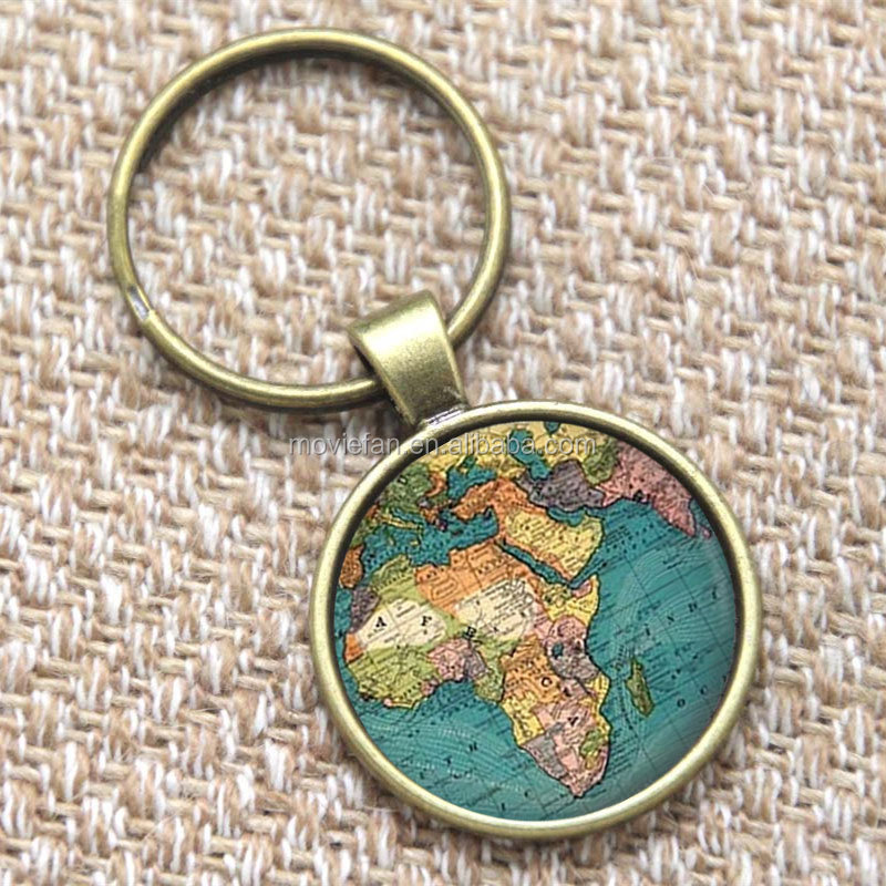 Map keyring wholesale keyrings suppliers alibaba gumiabroncs Gallery