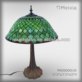 Mx000018 Wholesale Stained Glass Table Lamp Tiffany Buy