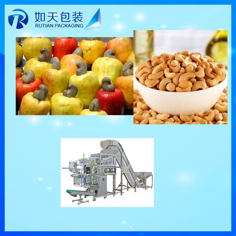 Automatic Grain Cashew Nut Packaging Machine