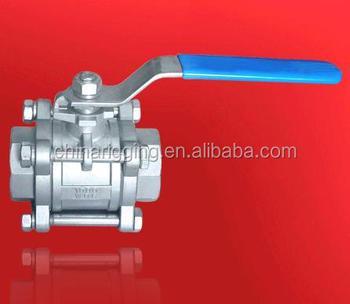 Specialized in Producing Stainless Steel Water Ball Valve