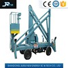 Arms lift platform/articulating boom lift/work truck